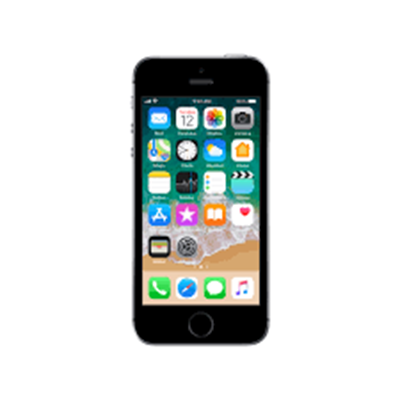 Picture of iPhone SE Black, Unlocked, 64GB, Grade A