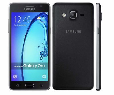 Picture of Samsung Galaxy On5 Black