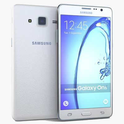 Picture of Samsung Galaxy On5 White