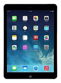 Picture of iPad Air Wi-Fi + Cellular 16GB - Black Grade A