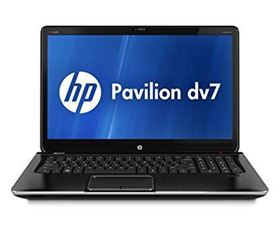 Picture of HP Pavilion DV7 Core i7 3rd generation