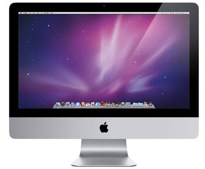 Picture of iMac 20.5-inch 2.40GHz Intel Core 2 Duo Grade A
