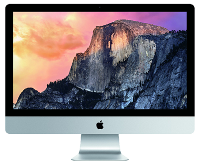 Picture of iMac 27-inch 3.40GHz Core i7 Grade A
