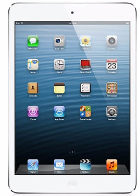 Picture of iPad Air 2 Wi-Fi + Cellular 64GB - White Grade A