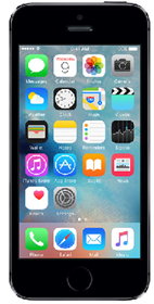 Picture of iPhone 5S Black, Unlocked, 64GB, Grade B