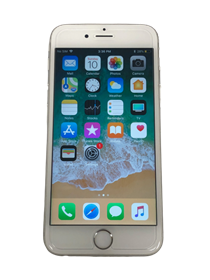 Picture of iPhone 6S, Silver, 64GB, Unlocked, Grade B