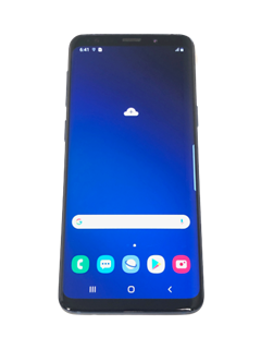Picture of Samsung Galaxy S9 Plus Coral Blue, 64GB, Unlocked, Grade C