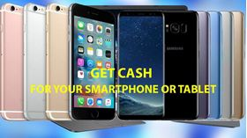 Picture of SELL YOUR USED OR NEW CELL PHONES, TABLETS, CASH