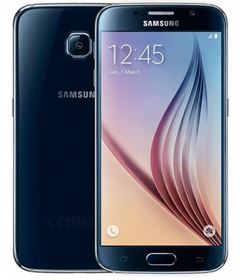 Picture of Samsung Galaxy S6, Black, 32GB, Unlocked, A